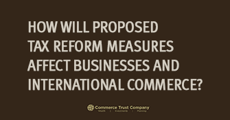 How Will Proposed Tax Reform Measures Affect Businesses