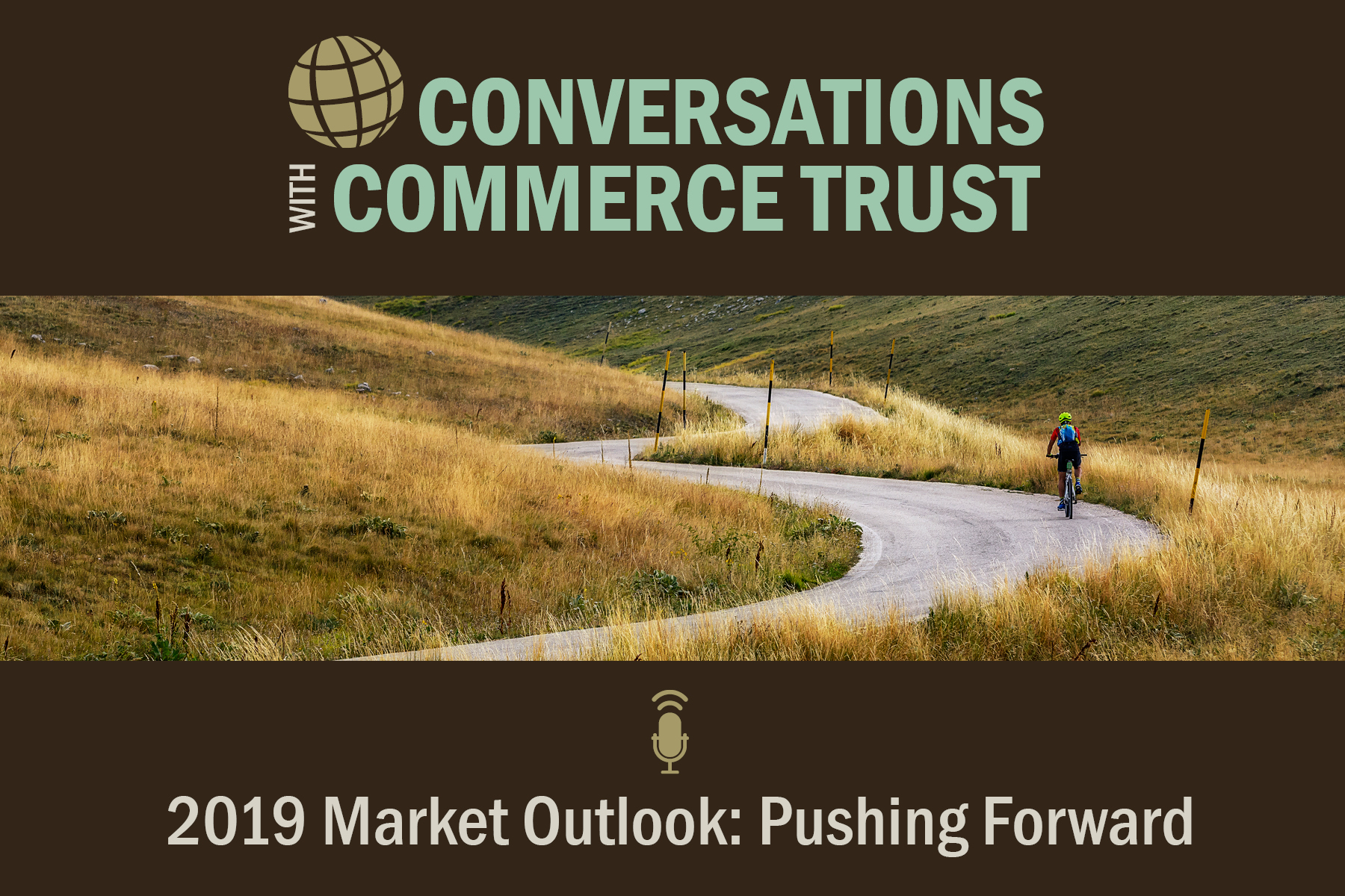2019 Market Outlook: Pushing Forward