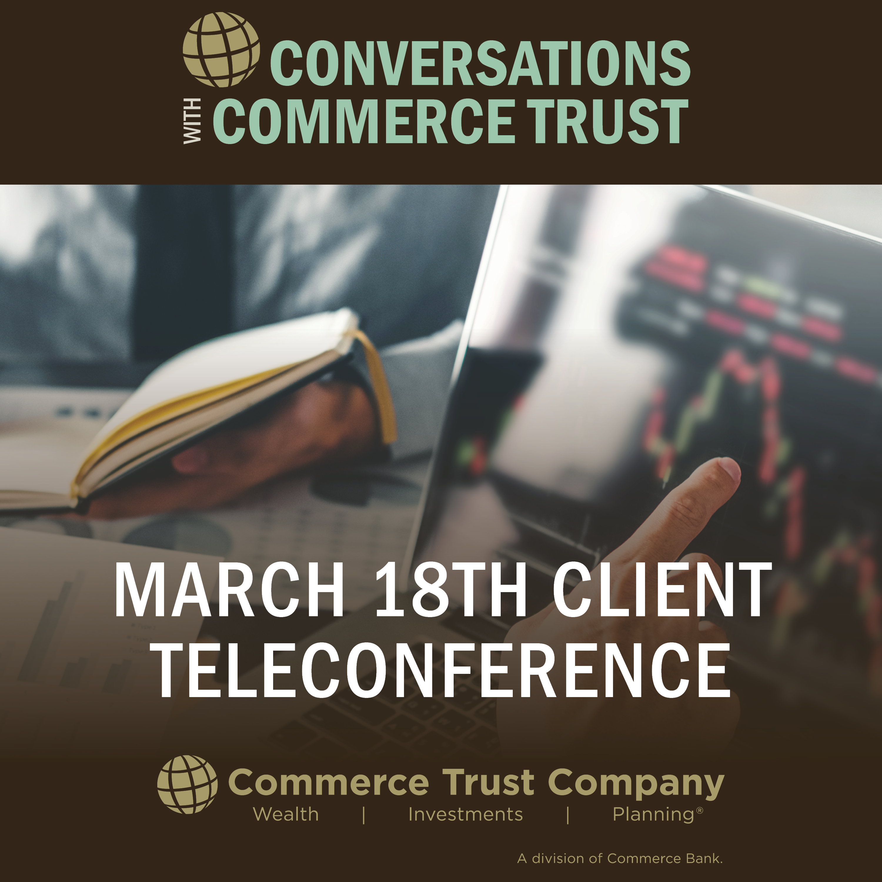 March 18th Teleconference cover image